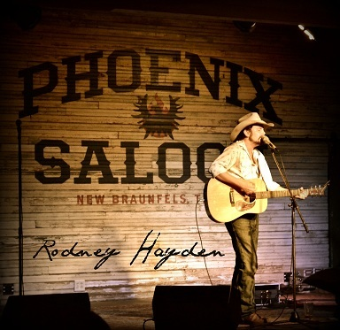 Rodney Hayden CD cover