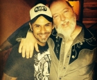 Jose Chepo Castelan w Kevin Russell (Shinyribs)