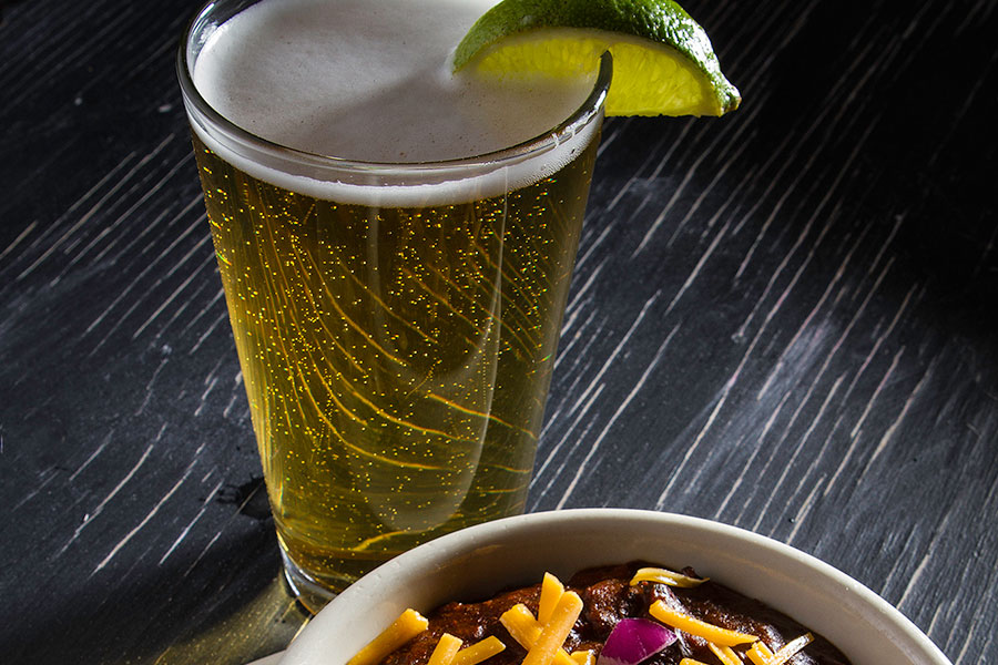 Ask your server for the perfect combo to go with your chili.  Beat the heat!
