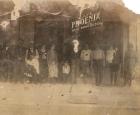 Cafe Phoenix (rear of saloon) 1890s