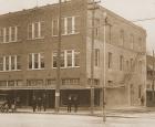 Phoenix Saloon building (front) circa 1922.