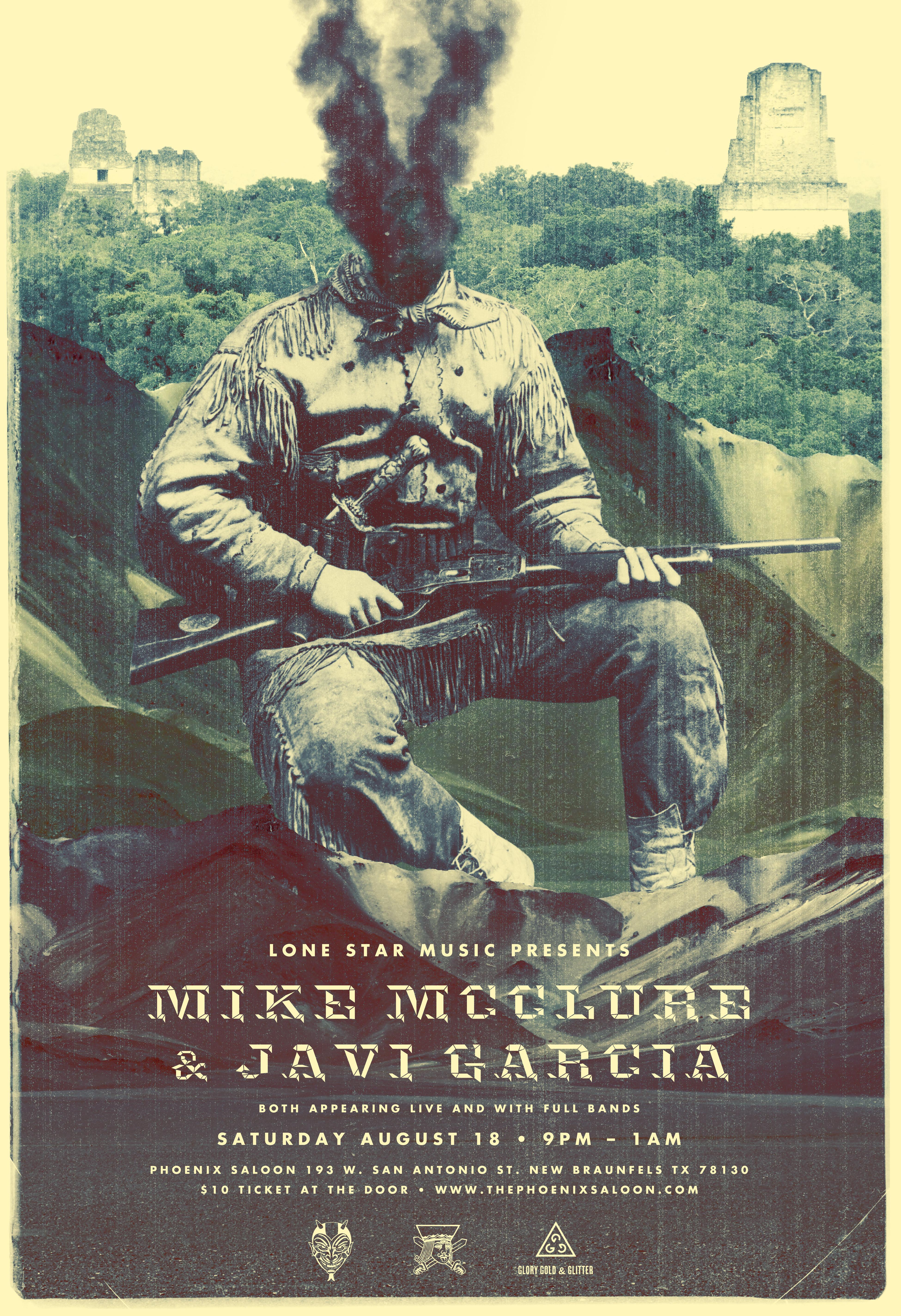 Javi Garcia + Mike McClure