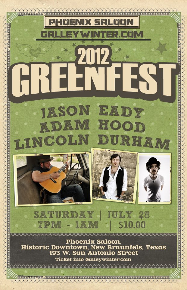 greenfest 2012